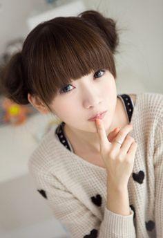 Cute Short Asian Haircut for 2014