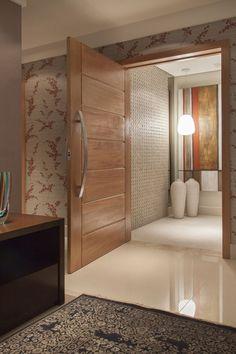 Trendy bedroom mirror above bed shabby chic ideas Design Entrée, Design Case, Interior Design, Wall Design, Design Ideas, Halls Pequenos, Spiegel Design, Apartment Entrance, Main Door Design