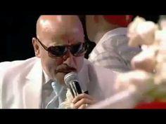 Lupillo (Jenni Rivera Brother) Singing At End Of Jenni Rivera's