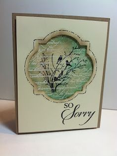 Stampin Sunshine: More Serene Silhouettes and New Release by Sherrie Gross at stampinsherrie.blogspot.com