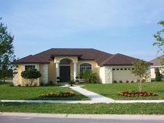 Sunbelt House Plan, 064H-0106