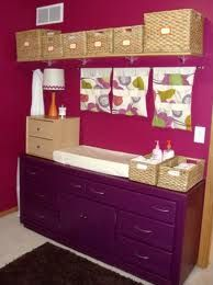 baby room organizing ideas - woah, Parker isn't even born and now I want to redecorate lol
