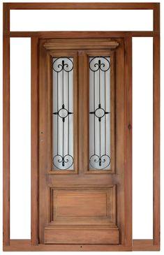 fantástica puerta de entrada