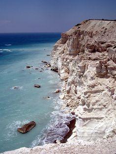 Cyprus, off the coast of Turkey