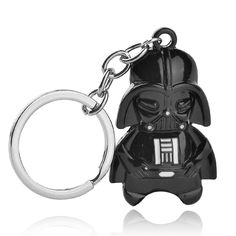 2017 New Arrived Animal Keychain Star Wars 7 Mens Fashion Jewelry Darth Vader Key Chain Fashion Key Ring Gift For Friends #Affiliate
