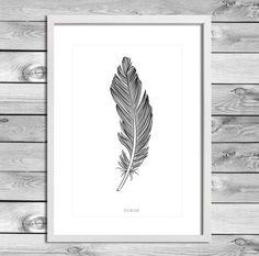 Veer Feather Verticaal