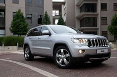 Driven: Jeep Grand Cherokee 3.0 CRD Limited