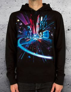 Horizon Pullover Hoodie - A threshold where psyche, matter, and energy share the same essence.