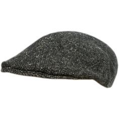 "This black Irish tweed hat is handmade in the ""salt and pepper"" style. Ditch the ball cap and step out in style. Suitable for both men and women. Currently available in all sizes. Real wool Internal lining Made in Ireland label (sown in) Price: $47.85"