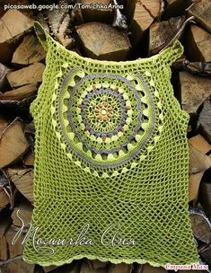 "TUNICAS CROCHE-Tunic Tops and ""Cleopatra."" Discussion on LiveInternet - Russian Service Online Diaries"