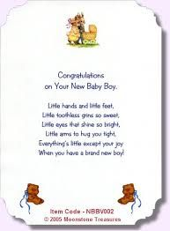 Image result for baby card sayings
