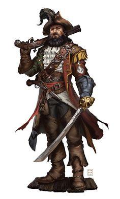Pathfinders: Vile-Admiral by pindurski.deviantart.com on @DeviantArt