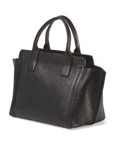 Leather Mini Alison Tote