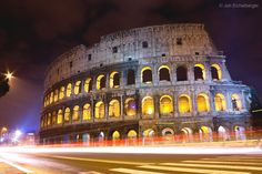 The Colosseum.  Rome is the second stop on the #trivagoWorldTrip.  Want to go to this exciting city?  Click here:  http://worldtrip.trivago.com #checkin #trivago