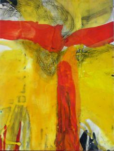 Ellen Koment Encaustic Paintings