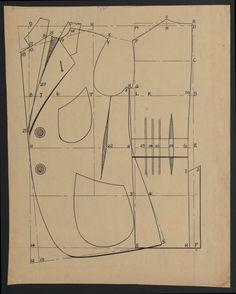 「1890s jacket pattern」の画像検索結果