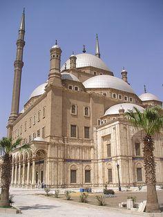 La Ciudadela, en El Cairo Gobernación de El Cairo Egipto.