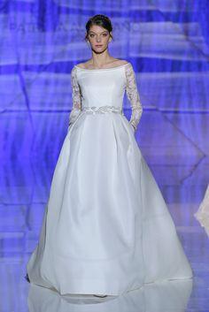 Patricia Avendano Barcelona Bridal Fashion Week 2017…
