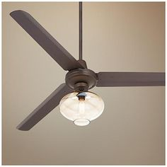 Awesome Mid Century Style Ceiling Fan