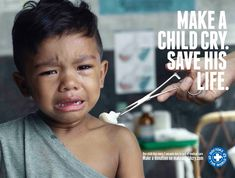 Doctors of the World: Make a child cry, 1
