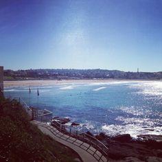 Bondi to Bronte walk, Sydney