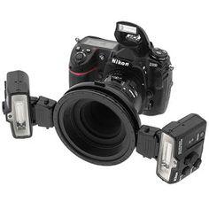 Dental photography lens