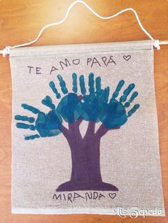 Día del padre Manualidad para preescolar Make Your Own, How To Make, Mothers Day Crafts, Fathers Day, Arts And Crafts, Teacher, Children, Gifts, Diy