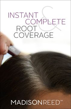 Are your roots showing? Root Touch Up offers natural-looking, complete root coverage in a temporary dry powder. In a convenient compact, it's perfect for on the go applications, so you never have to worry about your roots again.