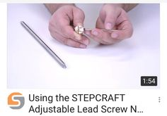 Stepcraft support videos and tutorials.. subscribe to our channel! https://youtu.be/oj_-O0hQHHw
