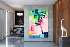 Large Modern Wall Art Painting,Large Abstract wall art,painting for home,abstract originals,abstract wall art Large Abstract Wall Art, Large Canvas Art, Unique Paintings, Extra Large Wall Art, Colorful Artwork, Modern Wall Art, Home Decor Wall Art, Painting Art, Originals