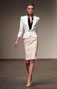 Alex Perry Australian Fashion Shows S/S 2011/12