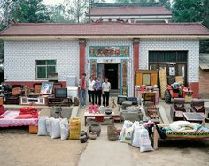 Photographer Ma Hongjie has spent the past 11 years documenting different