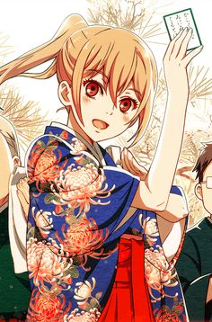 Chihaya. Anyone knows if there'd be a season 3?? [Read my review here : http://www.theyorouzoya.com/2015/06/chihayafuru-review.html ]