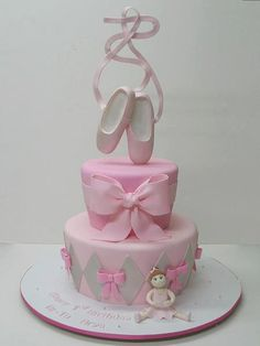 Em's cake for next year.. I better get practicing...