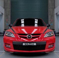 2007 Mazda 3 MPS Extreme