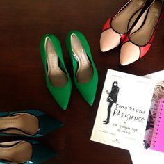 Sabe o que é melhor que ter um sapato Tanara? É ter dois ou três ou mais!
