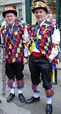 d8ba03859a410 May Day - Morris Dancing James And Giant Peach, Morris Dancing, England  National,