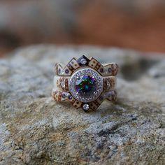 The Antlered Doe Cute Jewelry, Jewelry Box, Jewelery, Jewelry Accessories, Jewelry Design, Jewelry Making, Bohemian Wedding Rings, Personalized Jewelry, Handmade Jewelry