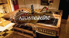 Producción original de Atomica Producciones para su producto AtomiCucine