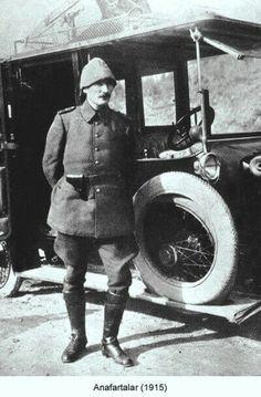 Anafartalar, 1915