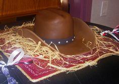 Judy's Cakes: Cowboy Hat Tutorial