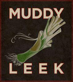 Muddy Leek