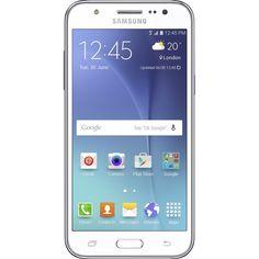 1000-1200 Telefon mobil Samsung Galaxy J5, White