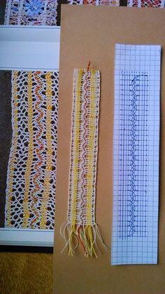 vlákna, nite, vlna a ja: Hadík Hairpin Lace Crochet, Crochet Motif, Crochet Shawl, Crochet Edgings, Bobbin Lace Patterns, Bead Loom Patterns, Embroidery Patterns, Lace Earrings, Lace Jewelry