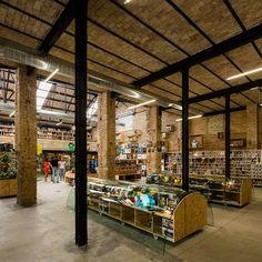 Ecos de un pasado industrial #restauración  Más info y fotos: