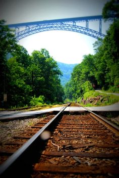 New River Gorge, 2008