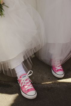 6f63b82a21da79 Converse For Flower Girls - would be cute in sparkly silver or a navy blue  to