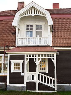 Swedish House, Scandinavian Interior, Pavilion, Country Style, Beautiful Homes, Shed, Art Deco, Outdoor Structures, Mansions