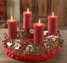 Guirlanda de Natal idéias e imagens para um Natal mágico