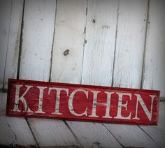 Reclaimed wood sign by MannMadeDesigns4